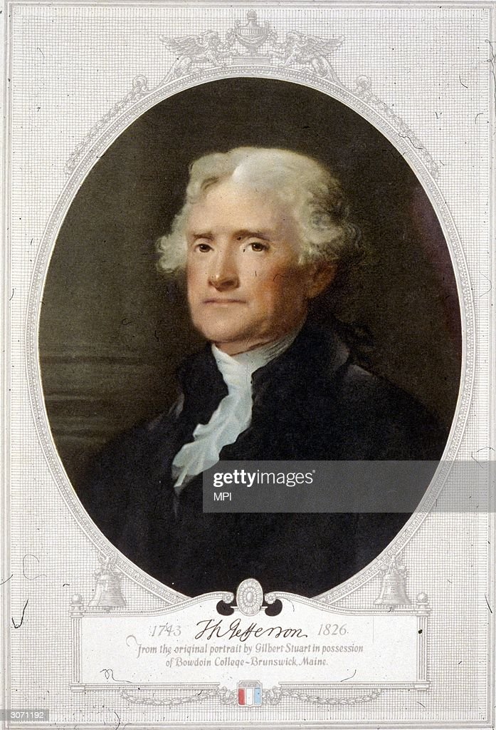 the life of thomas jefferson as the third president of the united states Title: the life of thomas jefferson third president of the united states vol 2 of 2 with parts of his correspondence never before published and notices national.