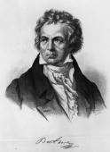 Ludwig Van Beethoven the German composer