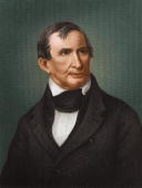 William Henry Harrison ninth president of the United States of America