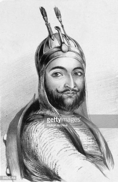 Afghan general Khan Akbar