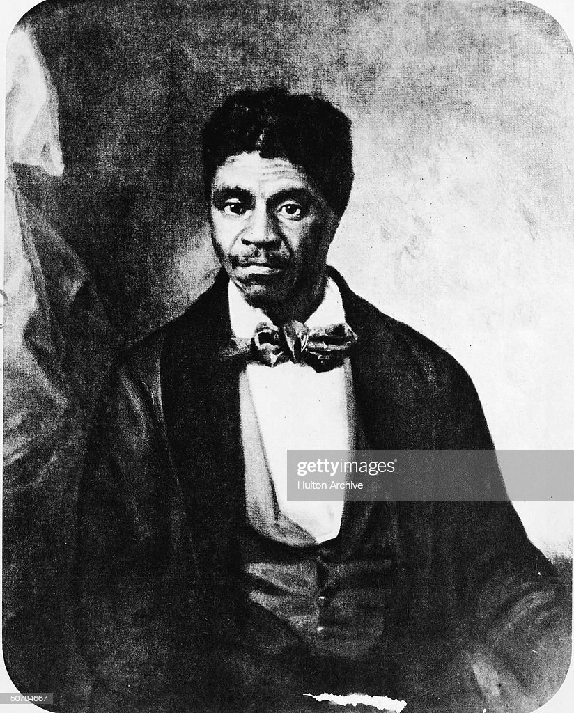 Dred Scott... : News Photo