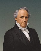 James Buchanan fifteenth president of the United States of America
