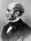 English philosopher John Stuart Mill