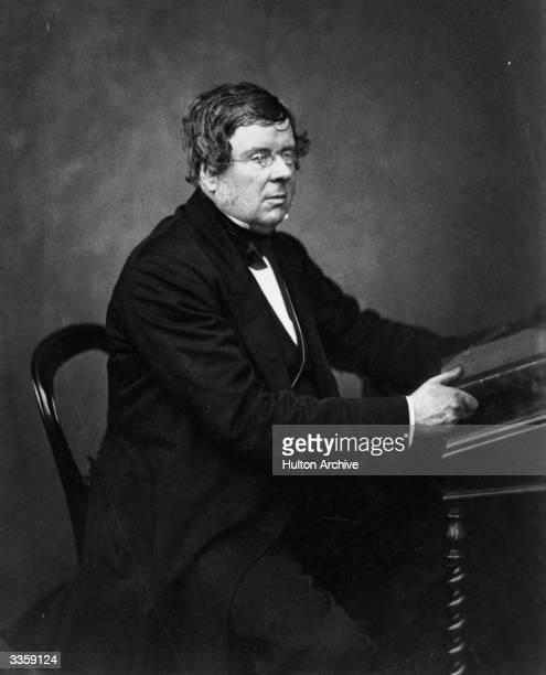 Irish astronomer William Parsons 3rd Earl of Rosse