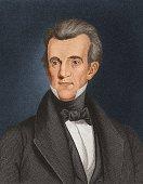James K Polk eleventh president of the United States of America
