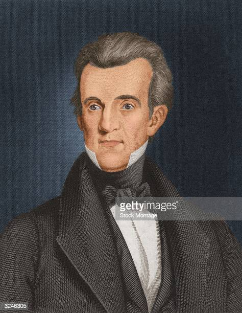 James K Polk eleventh president of the United States of America