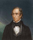 John Tyler tenth president of the United States of America