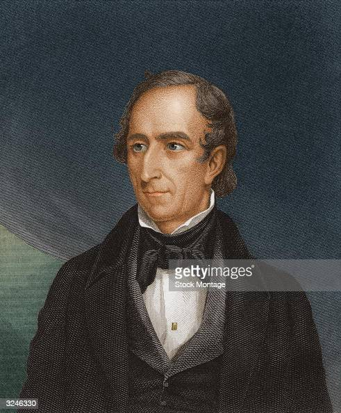 John Tyler tenth president of the United States of America