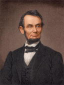 Abraham Lincoln Sixteenth president of the United States 186065 declared a blockade of southern ports in April 1861 after the bombardment of Fort...