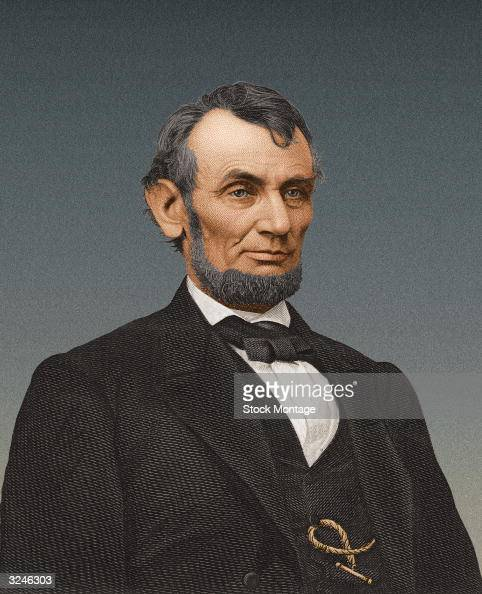Abraham Lincoln sixteenth president of the United States of America