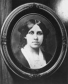 American author Louisa May Alcott