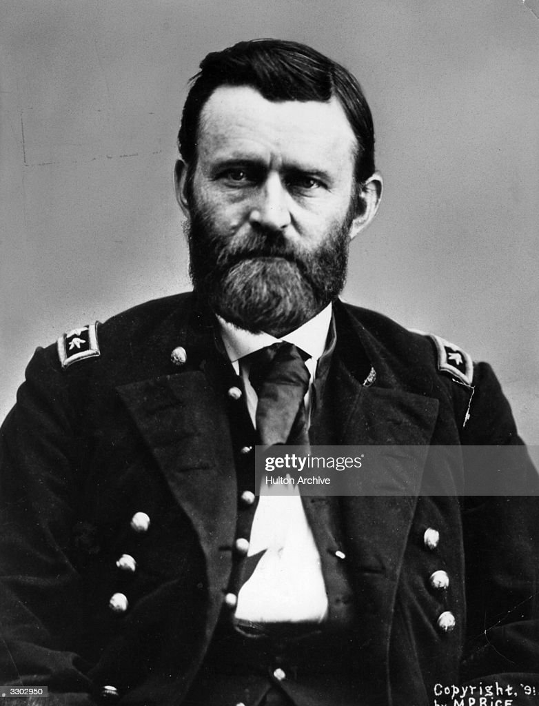 a biography of ulysses grant the 18th president of the united states