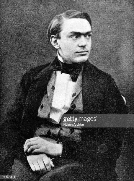 Alfred Nobel Swedish chemist and philanthropist