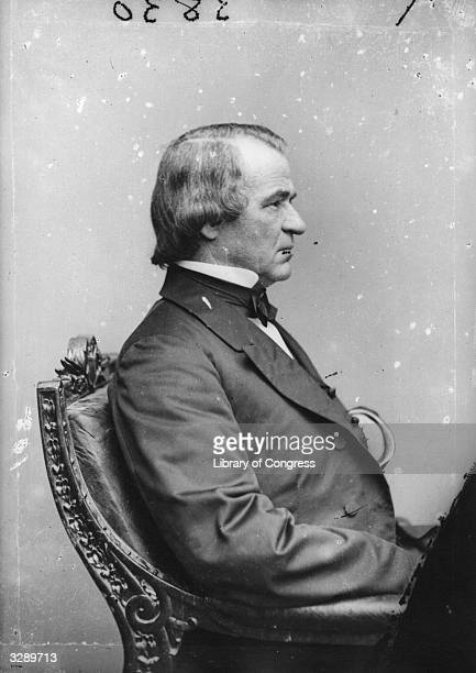 Andrew Johnson the 17th President of the United States of America Johnson was vicepresident to Abraham Lincoln and succeeded to the presidency...