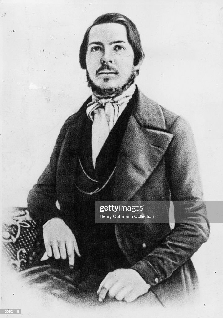 German socialist philosopher Friedrich Engels