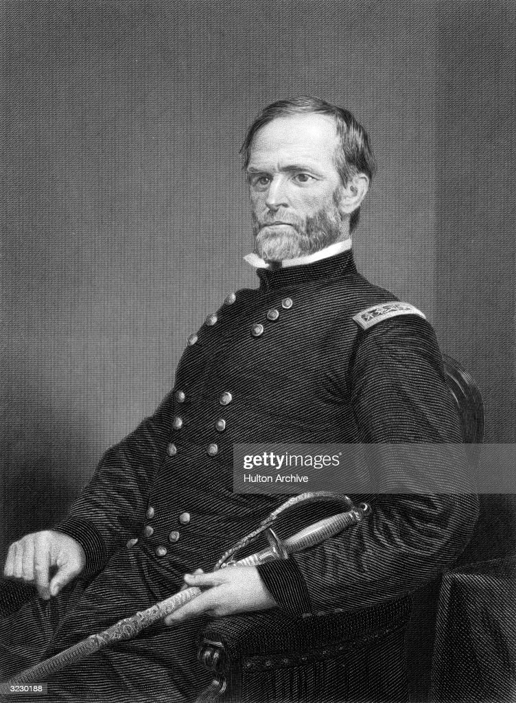a biography of william tecumseh sherman an american civil war colonel Fellow cadet and later civil war general william rosecrans would  of the american civil war, sherman was required to  biography, william tecumseh sherman.