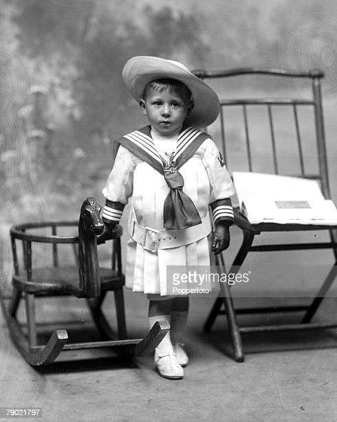 Circa 1880 A charming studio study of a Lake District child taken by Henry Mayson at his Keswick studio