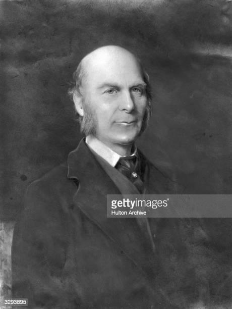 British scientist Sir Francis Galton