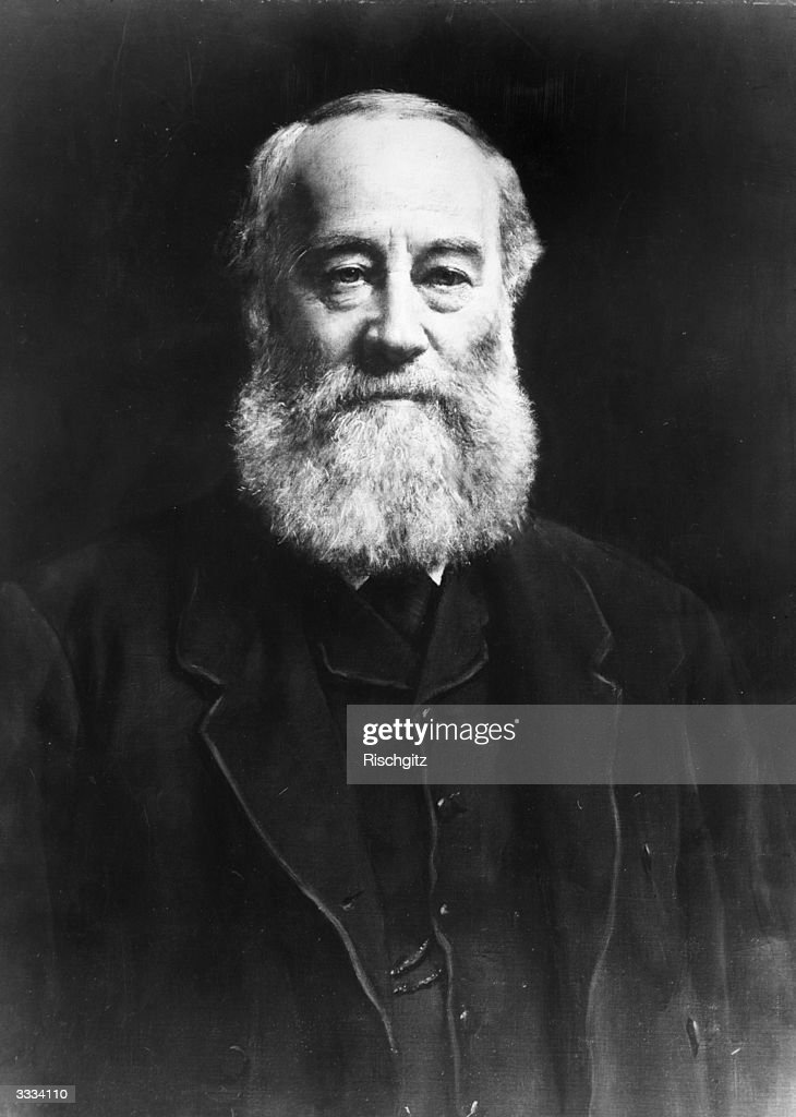 James Prescott Joule (1818 - 1889) the physicist, who worked with heat and energy and a unit of energy is named after him. Portrait painted by the artist John Collier.