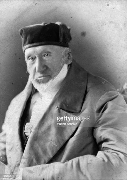 Sir Moses Haim Montefiore Italianborn British philanthropist