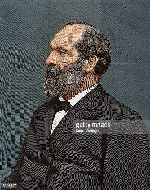 James Garfield twentieth president of the United States of America