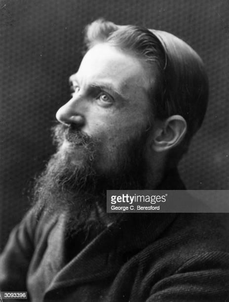 Irish playwright and social critic George Bernard Shaw