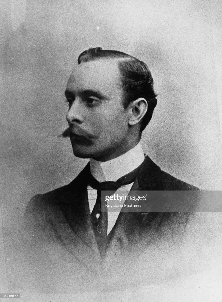 Willie Renshaw (1861 - 1904) winner of seven Wimbledon men's singles championships.