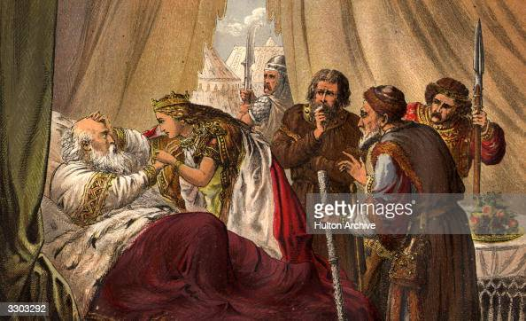 loss of identity and bewilderment in the tragedy of king lear 13 modern shakespeare retellings and  perhaps shakespeare's greatest tragedy, king lear has been the  and the poet is filled with cases mistaken identity, .