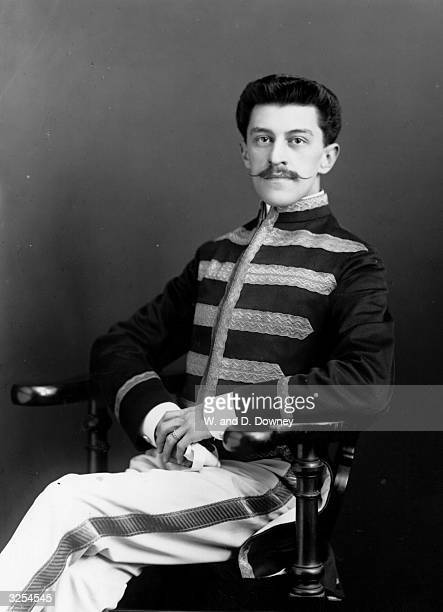 Johann Strauss III the Austrian composer and conductor