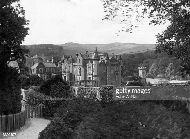 The residence of Scottish writer Sir Walter Scott at Abbotsford Walter Scott was born in Edinburgh and qualified there as a lawyer in 1792 Popular...