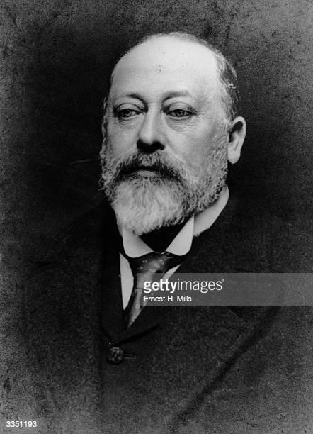 King of Great Britain Edward VII