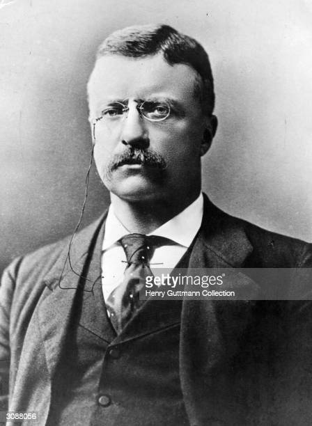 The 26th President of the United States of America Theodore Roosevelt