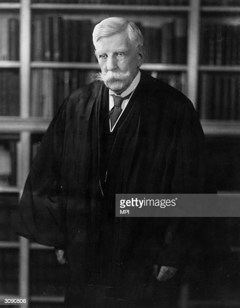 american supreme court justice oliver wendell holmes the son of the poet oliver wendell holmes he