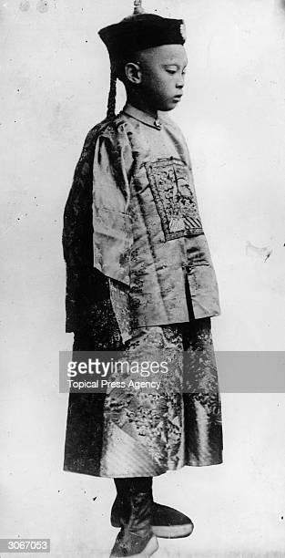 Last emperor of China Henry PuYi