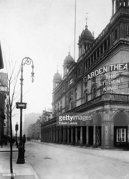 Old Madison Square Garden located at the corner of East 26th Street and Madison Avenue New York City New York Designed by Stanford White in 1890 it...