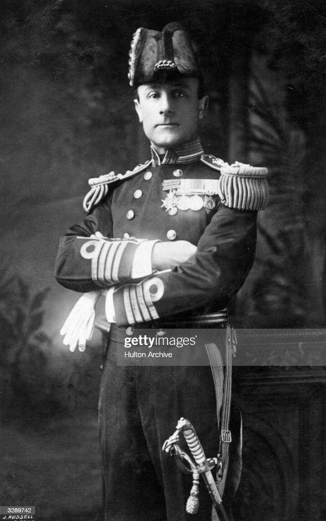 British Admiral of the Fleet John Rushworth Jellicoe 1st Earl of Jellicoe