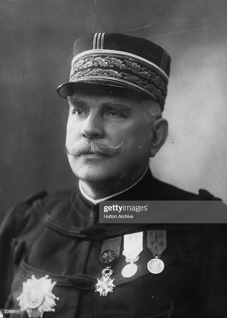 French Field-Marshal Joffre