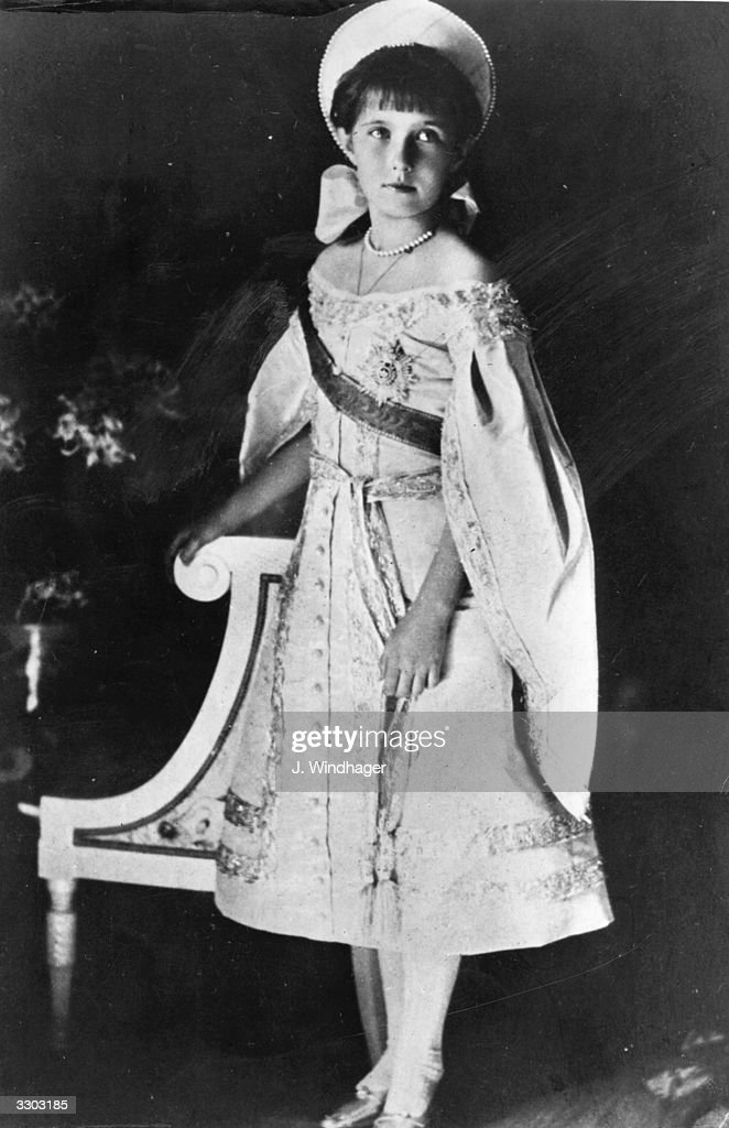Grand Duchess Anastasia Nikolaevna of Russia | Getty Images