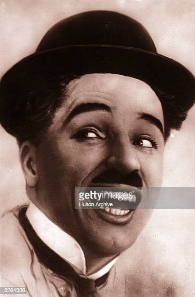 Sir Charles Spencer Chaplin the English comic actor and director