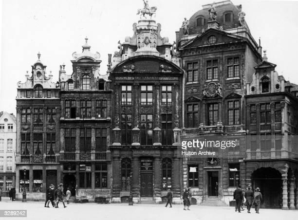 Maison des Brasseurs Grand Place Brussels
