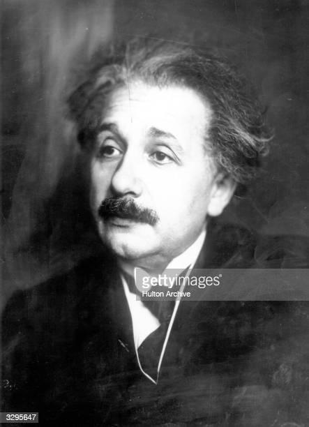 Physicist and mathematical genius Albert Einstein