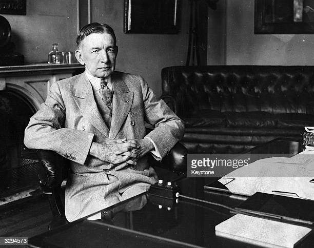 Charles Gates Dawes Republican VicePresident of the USA under Calvin Coolidge