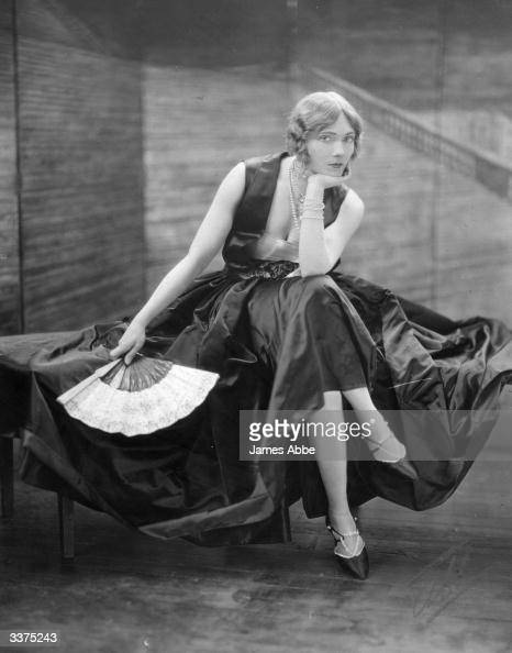 Gilda Gray the screen name of Marianna Michalska Hollywood film actress singer and dancer who is believed to have invented the 'shimmy' dance in an...