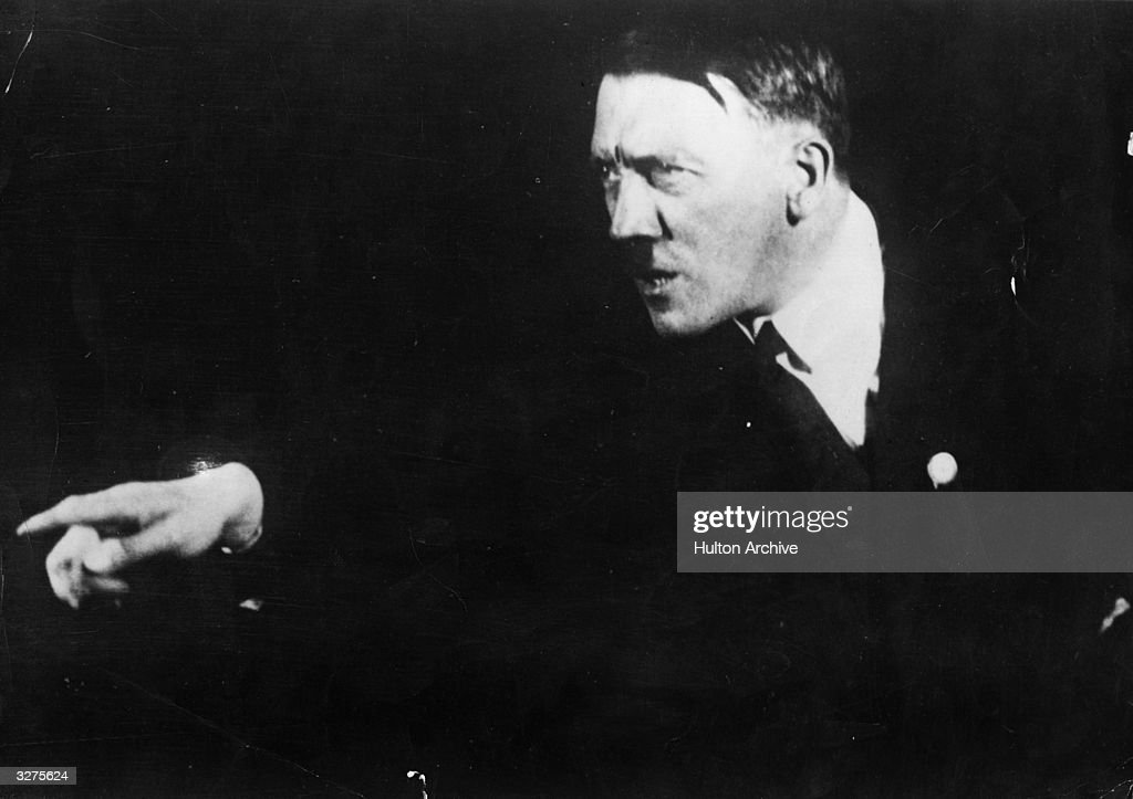 describing the german dictator adolf hitler Adolf hitler - dictator, 1933–39: once in power, hitler established an absolute   the disappearance of the catholic centre party was followed by a german.