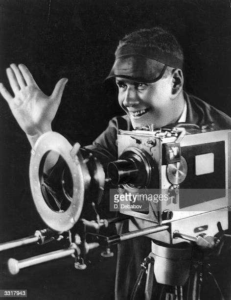 Soviet film director Sergei Mikhailovich Eisenstein who was appointed to make propaganda films documenting the Russian revolution in the 1920s He...