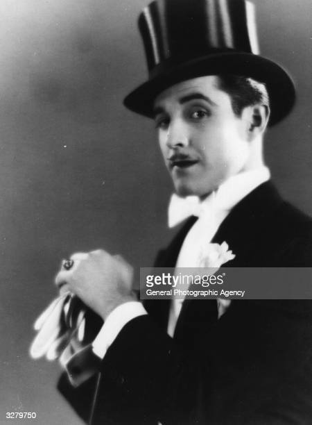 Hollywood film star and actor Ramon Novarro