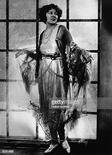 Wanda Lyon modelling lingerie