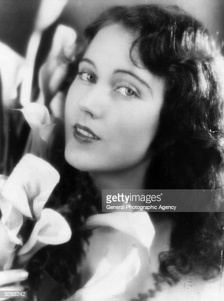 Fay Wray the American actress who starred in 'King Kong' in 1933 after playing the lead in Erich von Stroheim's 'The Wedding March' in 1928