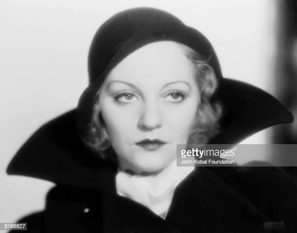 American actress Tallulah Bankhead who made her name as a stage actress before starring in several silent films