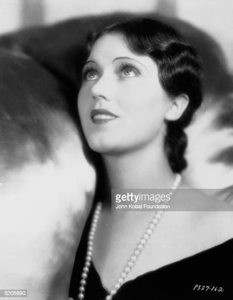 Canadian film star Fay Wray